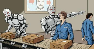 Robots podrian reemplazar a los humanos en 2025