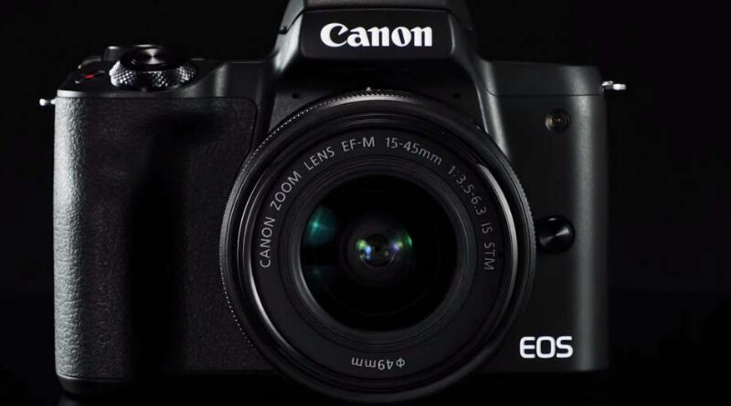 La nueva Canon EOS M50 Mark II
