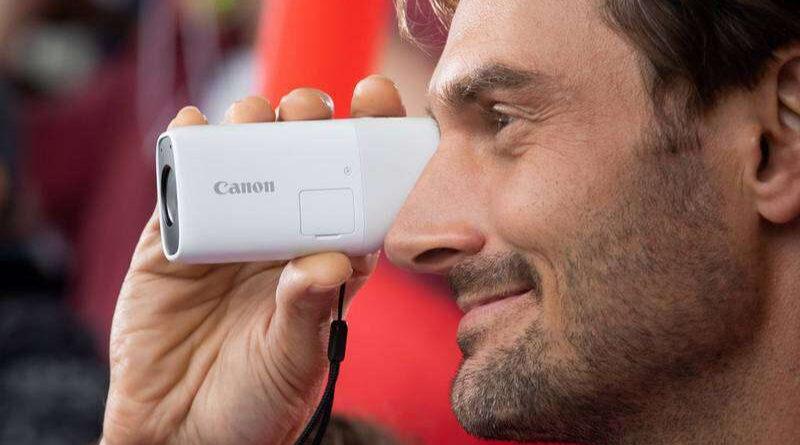 Nueva Canon Powershot Zoom