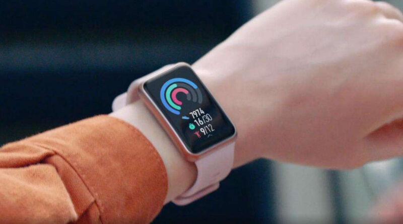 El nuevo Huawei Watch Fit