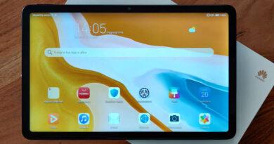 La nueva Huawei MadePad 10.4
