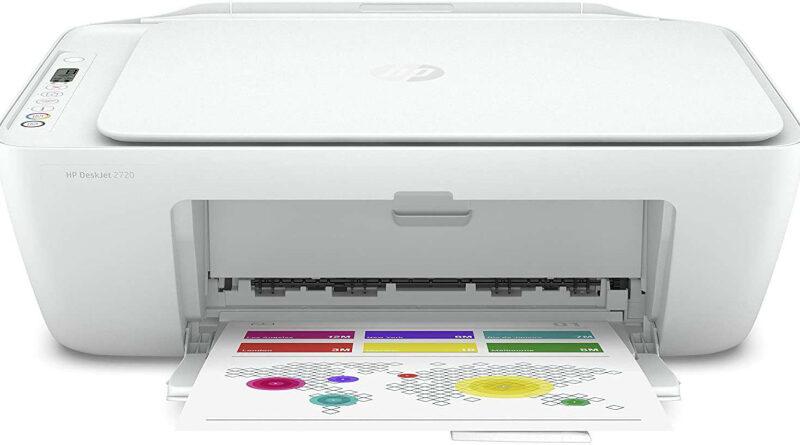 Nueva impresora HP DeskJet 2720