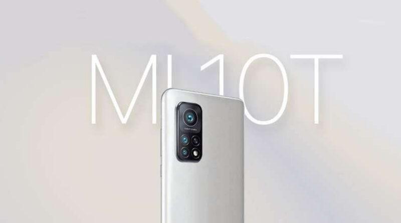 Nuevo celular de Xiaomi, el nuevo Mi 10T Pro