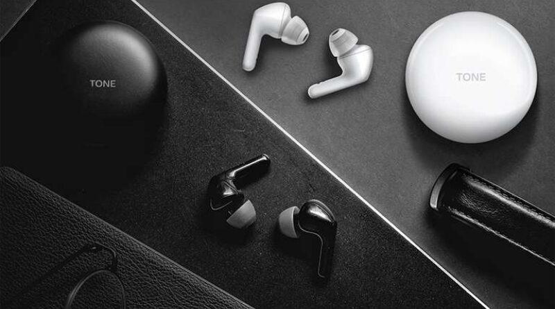 Nuevos audifonos de LG, los LG TONE FN7
