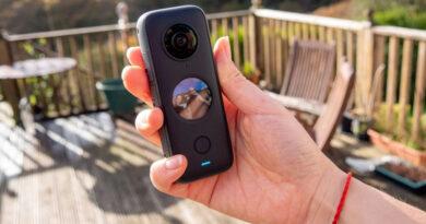Nueva cámara, Insta 360 One X2