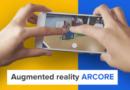 Realidad aumentada en Google