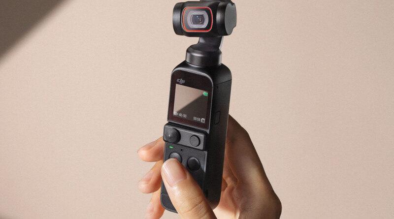 DIJ Pocket 2 tiene un sensor y 4 micrófonos para la captura de audio