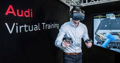 Realidad Virtual en Audi