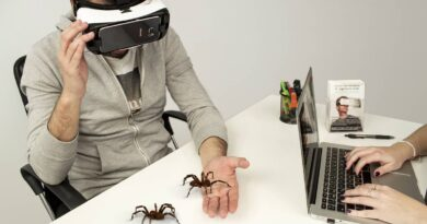 Realidad virtual como método terapéutico en pacientes con fobia