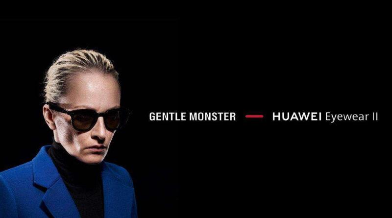 Nuevas gafas inteligentes de Huawei