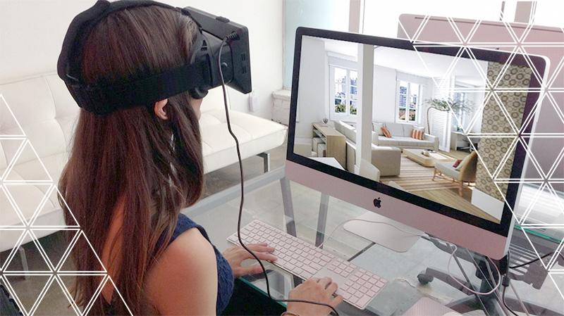 Apartamentos con realidad virtual