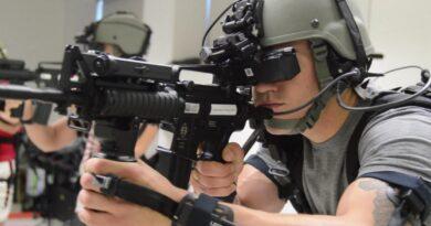 Realidad virtual en entrenamiento militar