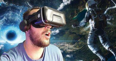 Realidad virtual: el mundo de los videojuegos