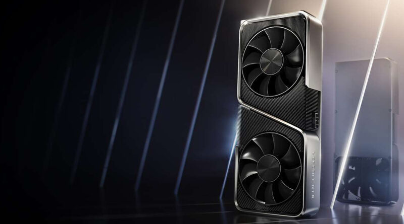 Tarjeta grafica NVIDIA GeForce RTX 3070