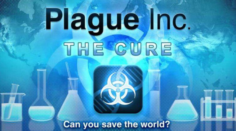 Videojuego Plague Inc. The Cure