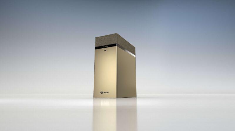 Computador NVIDIA DGX Station A100