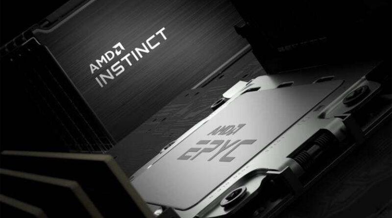 Procesador AMD Instinct MI100