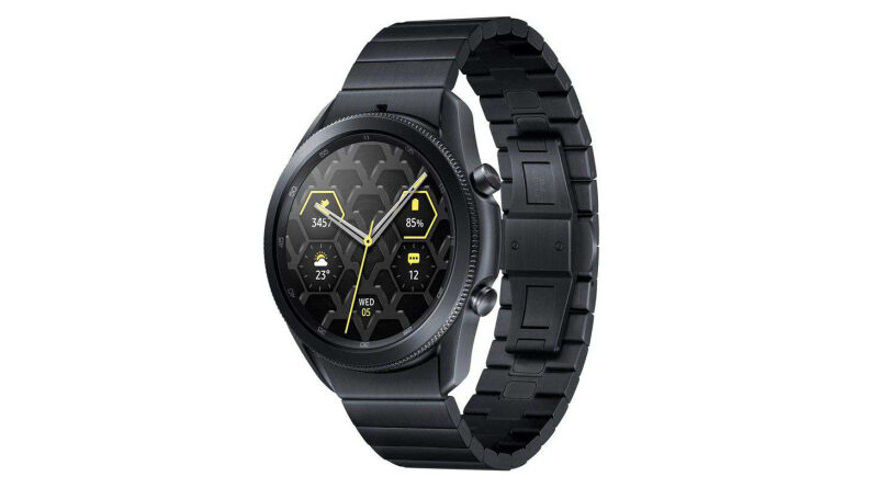 Smartwatch Samsung Galaxy Watch S3