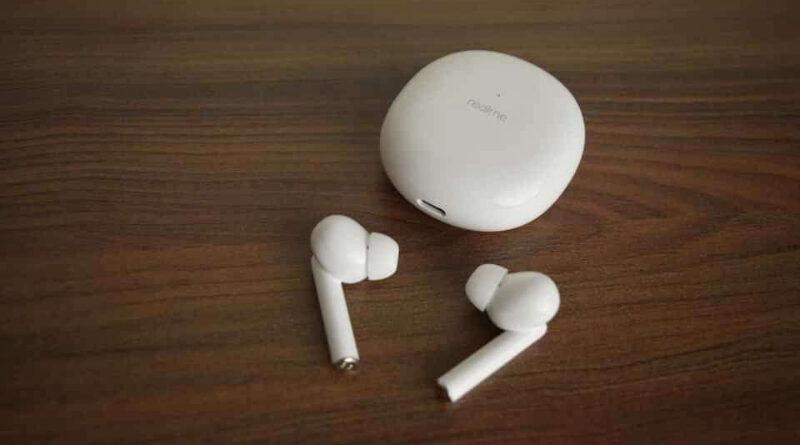 Audífonos Inalámbricos Realme Buds Air Pro