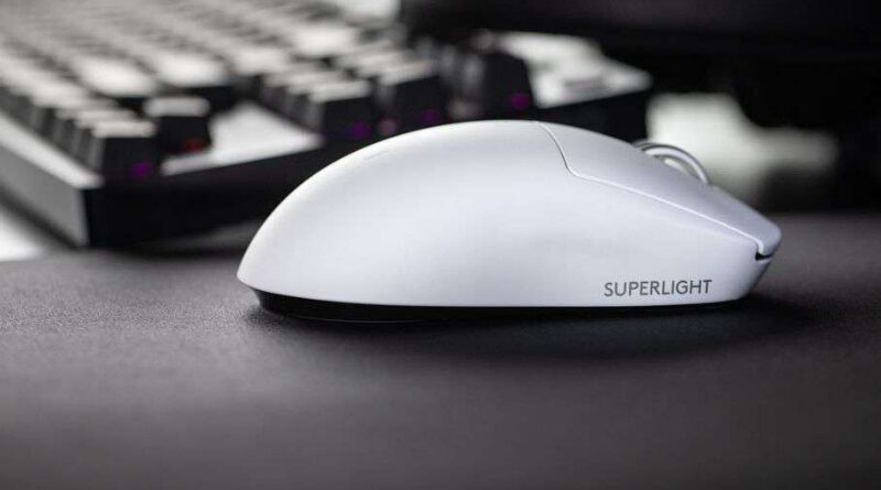 Mouse gamer Logitech G PRO X Superlight
