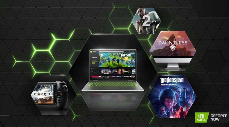 Plataforma de Streaming en videojuegos NVIDIA GeForce Now