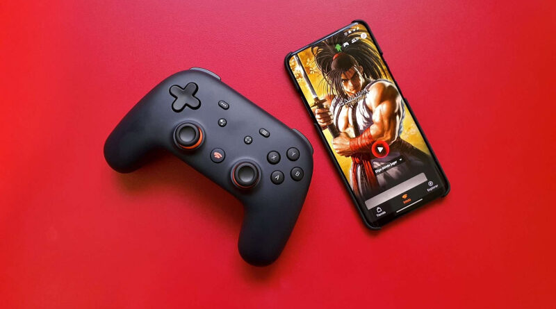 Plataforma de streaming Google Stadia llegaria a Apple