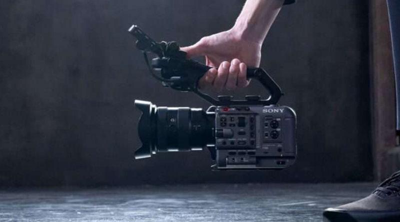 Cámara cinematográfica Sony FX6
