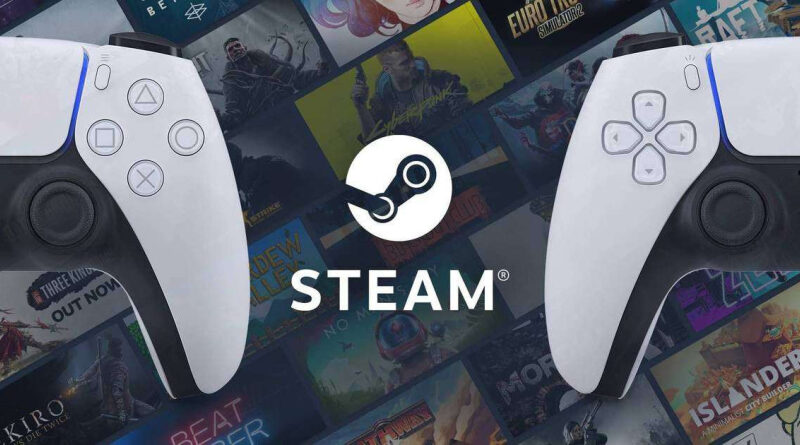 Steam tendrá compatibilidad con el mano de la PlayStation 5