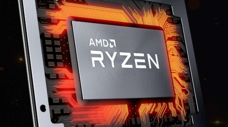 Procesador AMD Ryzen 7 5800 U