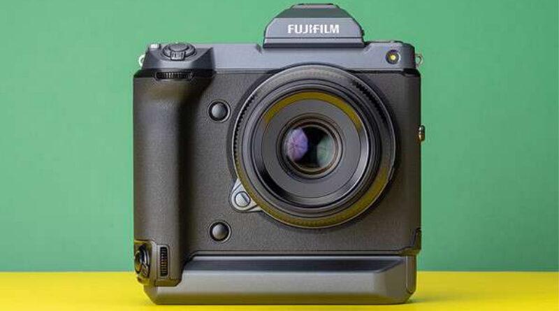 Cámara fotográfica Fujifilm GFX 100