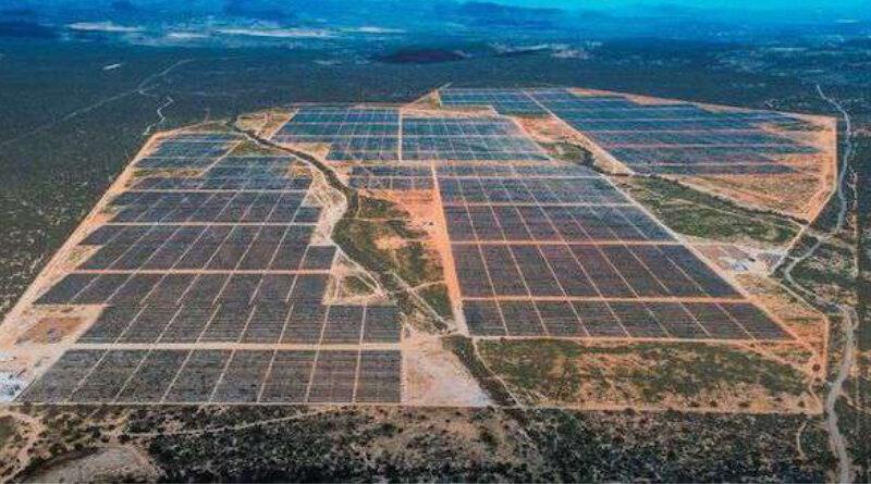 Planta fotovoltaica más grande de Europa