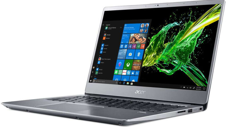 Nueva laptop Acer Swift 3