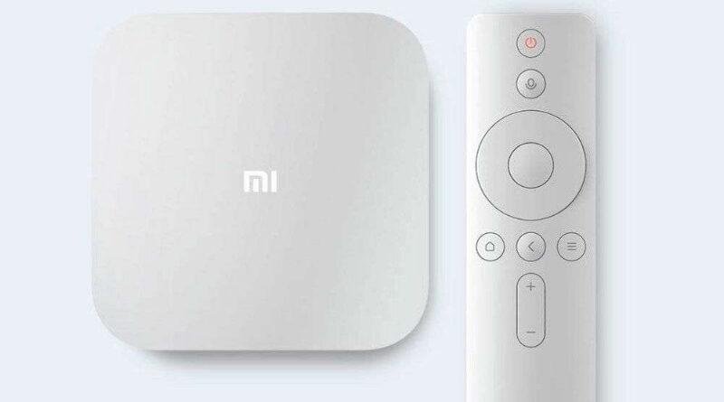 Reproductor de Android Tv, Xiaomi Mi Box 4S Pro