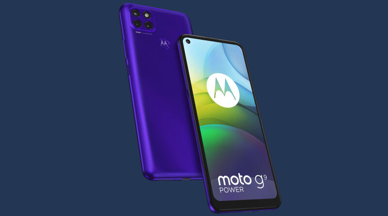 Nuevo celular, Motorola Moto G9 Power