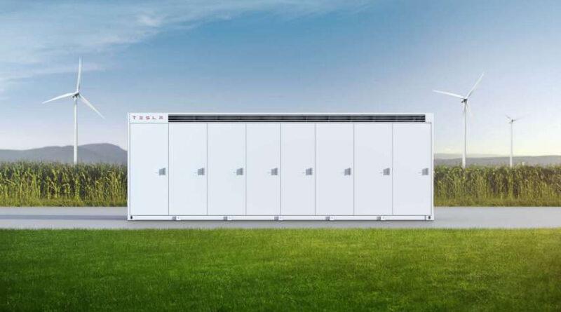 Batería de energía más grande del mundo