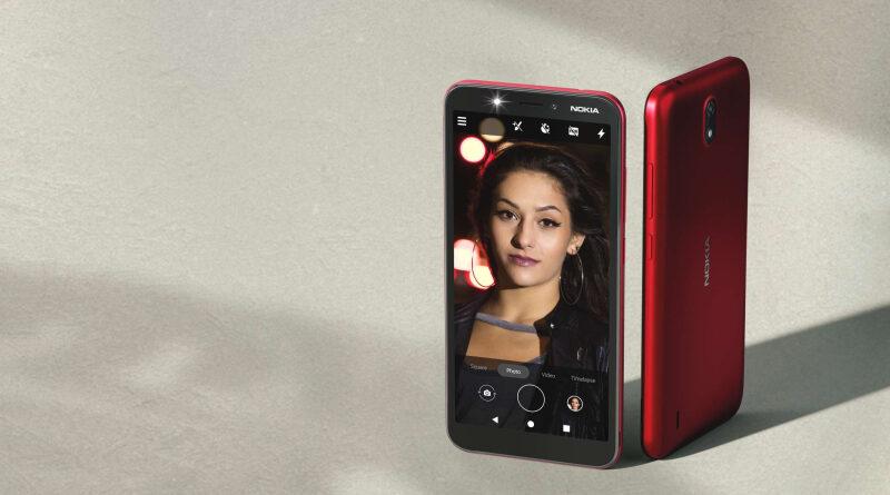 Celular Nokia C1