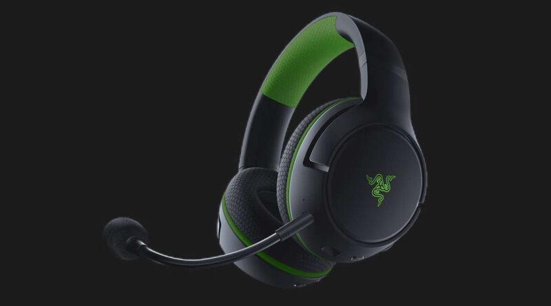 Audífonos Razer Kaira Pro