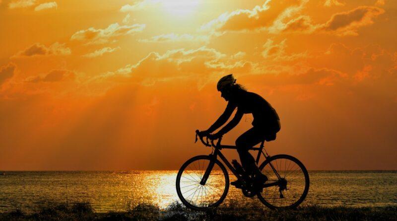Bicicleta en el sol