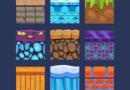 texturas ejemplo en un videojuego