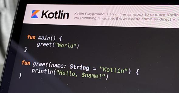 Kotlin, lenguaje de programación
