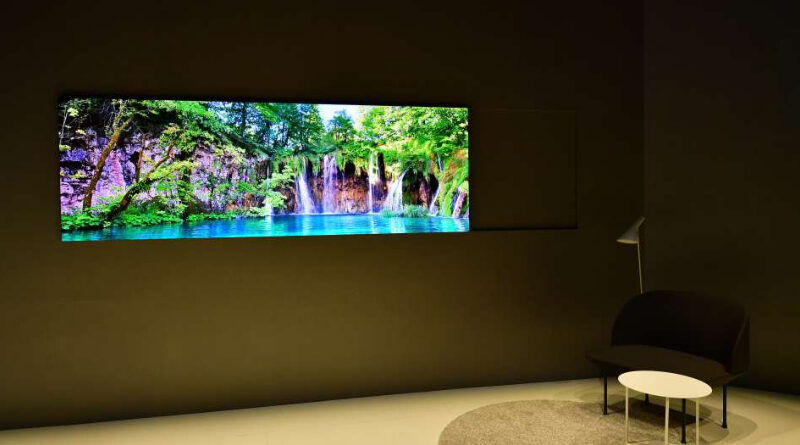 Televisor Samsung MicroLED