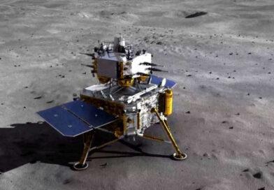 Misión espacial Chang'e 5