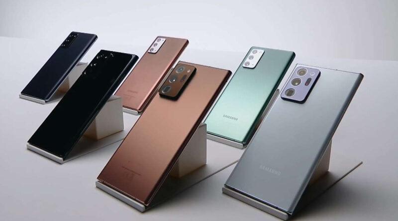 Smartphone Samsung Galaxy Note