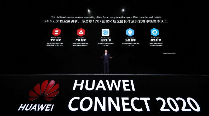 Plataforma Huawei HSM Connect