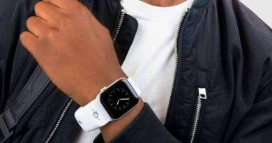 Correa inteligente Wristcam para Apple Watch