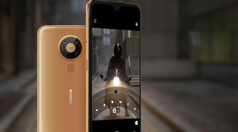 Smartphone Nokia 5.4