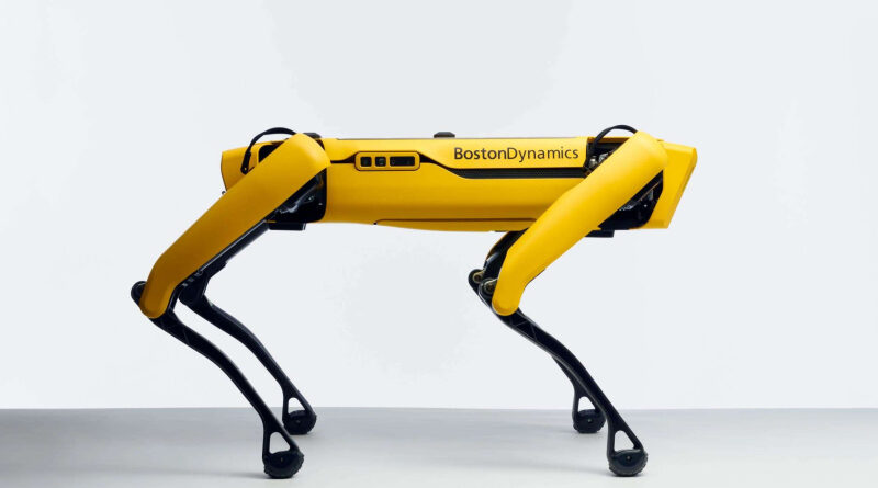 Robot de Boston Dynamics y Hyundai