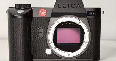 Cámara Leica Sl2-S