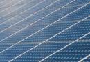 Panel solar de silicio y perovskita
