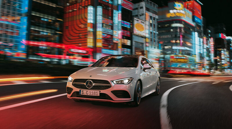 Nadie se resistirá a los encantos del nuevo automóvil Mercedes-Benz CLA 180